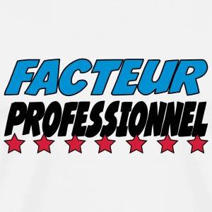 Facteur professionnel T-Shirts - Men's Premium T-Shirt