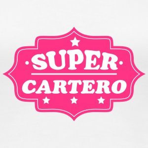 Super cartero T-Shirts - Women's Premium T-Shirt