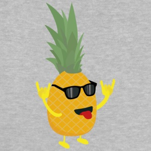 rock'n'roll pineapple Baby Shirts  - Baby T-Shirt