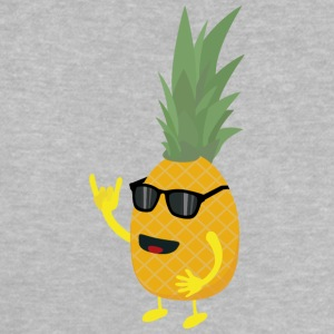 Heavy metal pineapple Baby shirts - Baby T-shirt