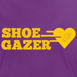 ShoeGazer T-Shirts - Women's Ringer T-Shirt