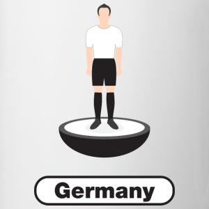 German football  - Mug
