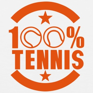 100 tennis ball Sports wear - Men's Premium Tank Top