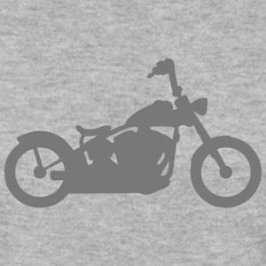 Motorcycle old large handlebar Hoodies & Sweatshirts - Men's Sweatshirt