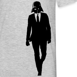 Start Wars Darth Vader Suit Shirt grey/black - Männer T-Shirt