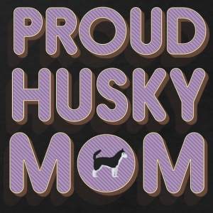 Proud Husky Mom Shirts - Kids' Organic T-shirt