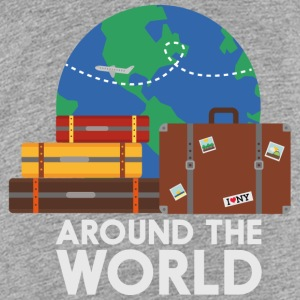 Around the world T-Shirts - Kinder Premium T-Shirt