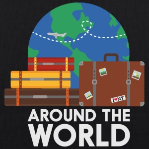 Around the world Bags & Backpacks - EarthPositive Tote Bag