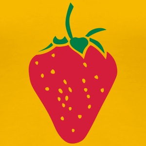 Strawberry fruit 2103 T-Shirts - Women's Premium T-Shirt