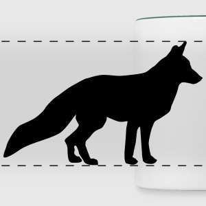 Fox Mugs & Drinkware - Panoramic Mug