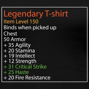 Legendary Shirt - Women's Premium T-Shirt