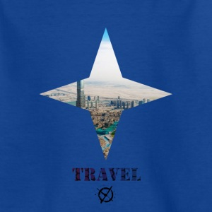 travel-shirt - Kinder T-Shirt