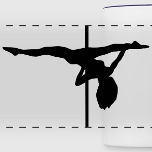 Pole dance, pole dancing Tazze & Accessori - Tazza con vista