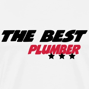 The best plumber T-Shirts - Men's Premium T-Shirt