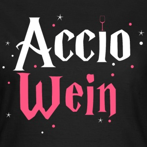Accio Wein - Frauen T-Shirt