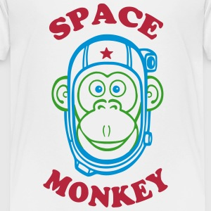 Space Monkey - T-shirt Premium Enfant