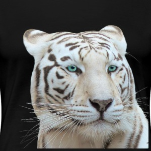 Tiger,Damen Shirt - Frauen Premium T-Shirt