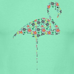 Flamingo - Men's T-Shirt