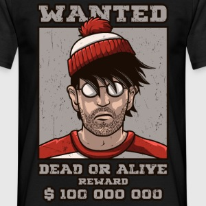 Wanted - T-shirt Homme