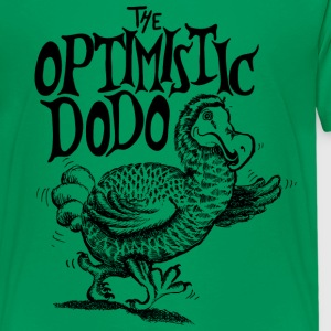 Optimistic Dodo T - Teenage Premium T-Shirt