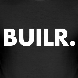 BUILR. - slim fit T-shirt