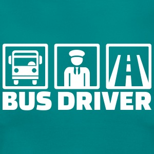 Bus driver T-Shirts - Frauen T-Shirt
