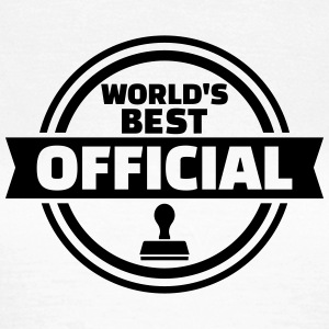 Best official T-Shirts - Frauen T-Shirt