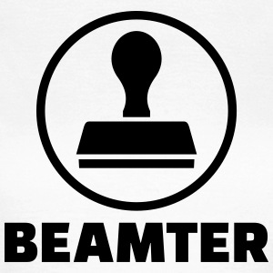 Beamter T-Shirts - Frauen T-Shirt