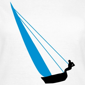 Segeln, Segelboot T-Shirts - Frauen T-Shirt