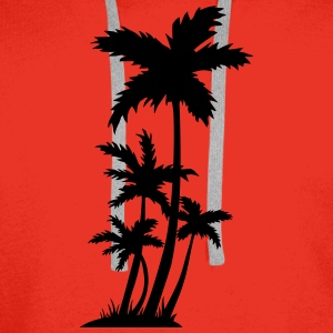 palm trees Hoodies & Sweatshirts - Men's Premium Hoodie