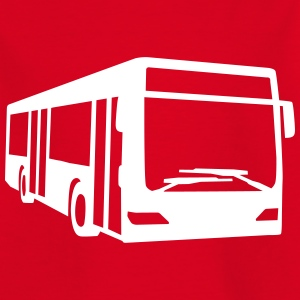 Bus T-Shirts - Kinder T-Shirt