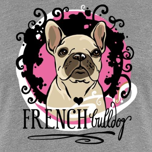 Pink Bulldog