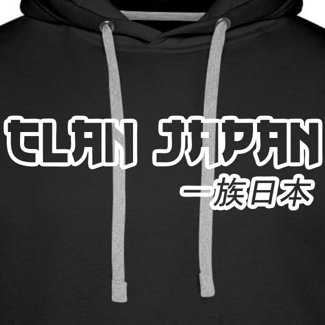Clan Mens Hoody
