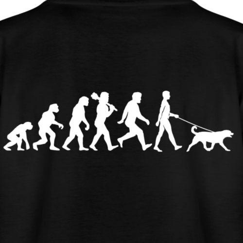 Evolution with dog