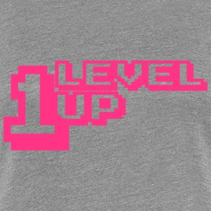 level up Tee shirts - T-shirt Premium Femme
