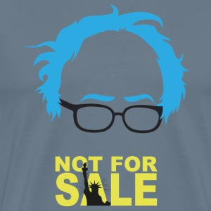 BERNIE NOT FOR SALE / FEEL THE BERN T-Shirts - Männer Premium T-Shirt