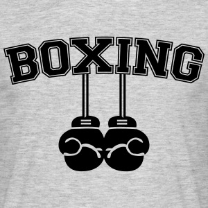 Boxing Tee shirts - T-shirt Homme