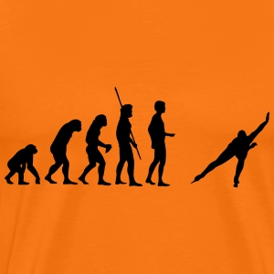 evolution Skating T-shirts - Premium-T-shirt herr