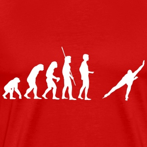 evolution Skating T-Shirts - Men's Premium T-Shirt