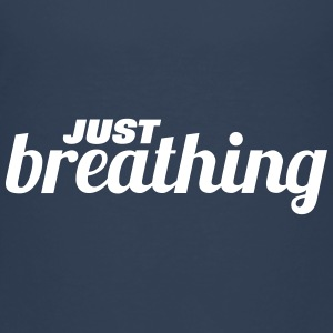 just breathing Shirts - Kinderen Premium T-shirt