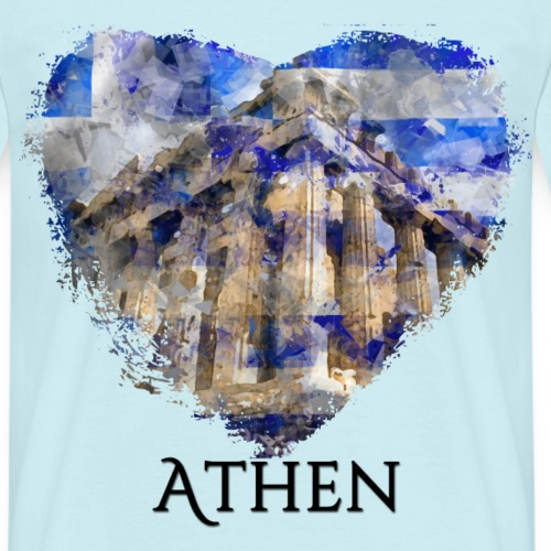 My heART  beats for … Athen