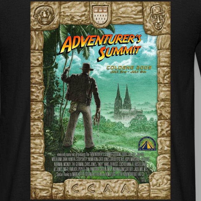 Adventurer's Summit Logo / Adventurer's Summit 2009 Poster