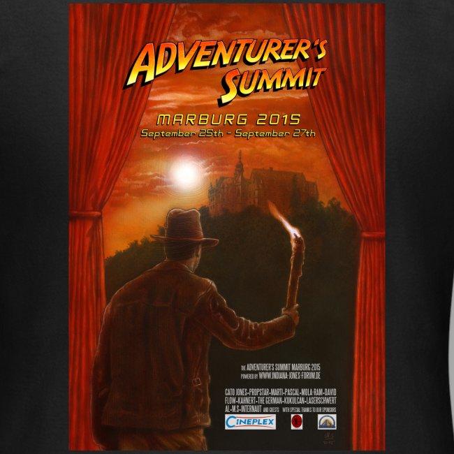 Adventurer's Summit Logo / Adventurer's Summit 2015 Poster