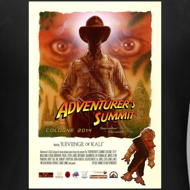 Adventurer's Summit Logo / Adventurer's Summit 2014 Poster