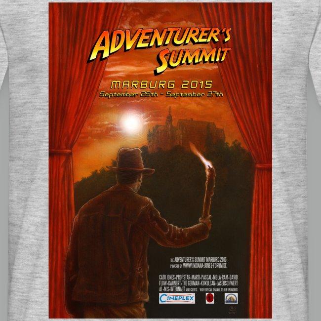Adventurer's Summit 2015 Poster