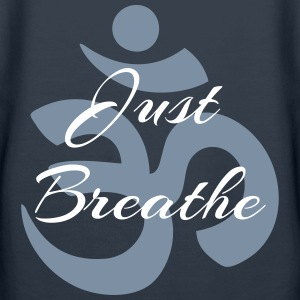 Just breathe - Frauen Premium Hoodie