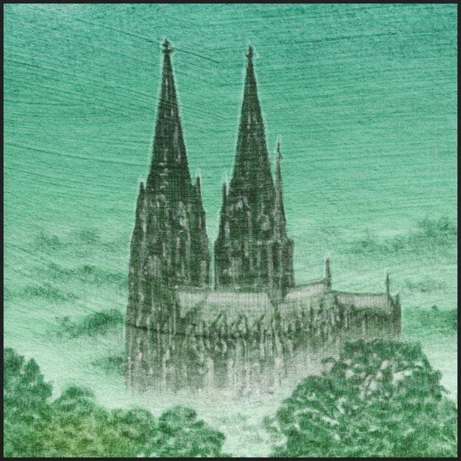 Abenteuer in Köln, beidseitig