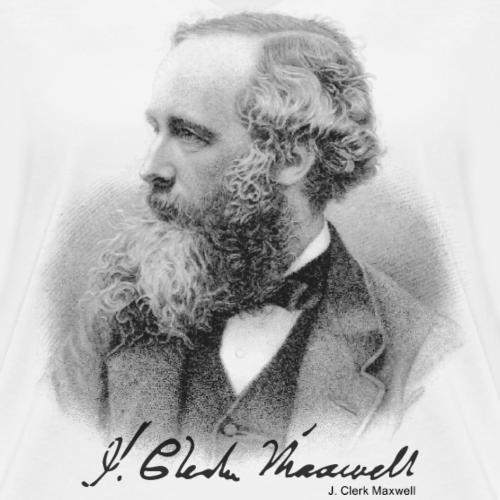 Maxwell Portrait
