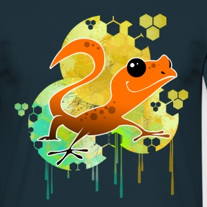 gecko - Men's T-Shirt