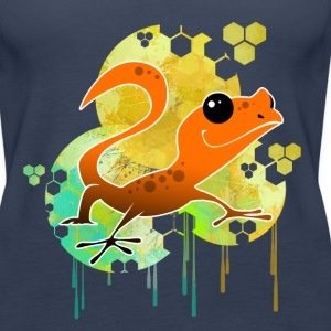 gecko - Women's Premium Tank Top